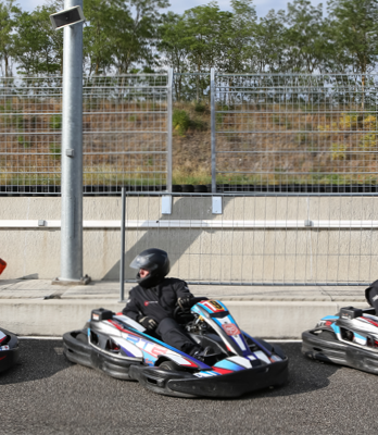 Session de KARTING outdoor