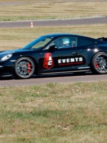 Stage de pilotage Porsche GT3